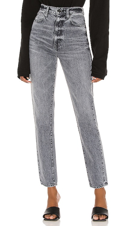 Beatnik High Rise Slim Jean SLVRLAKE $329 NEW