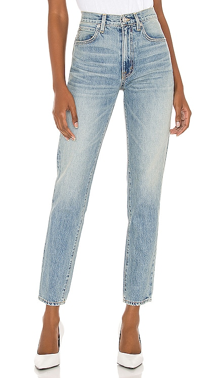 Roxy Mid Rise Slim Jean SLVRLAKE $329 NEW