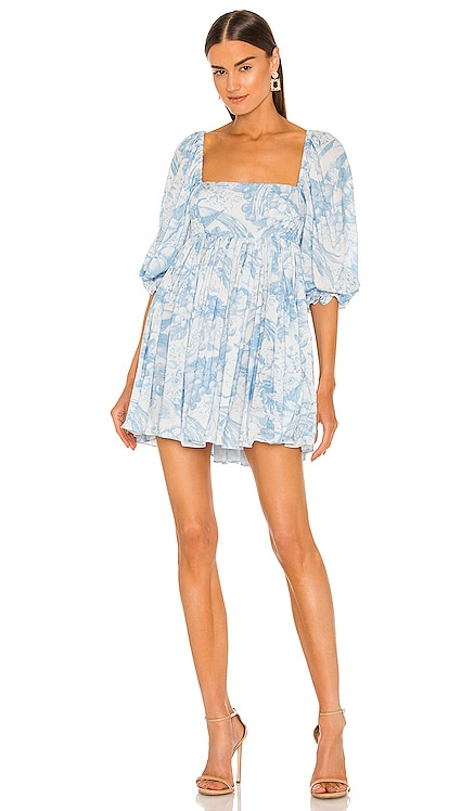 The Puff Dress Selkie $249 NEW