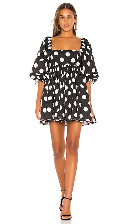 The Puff Dress Selkie $160