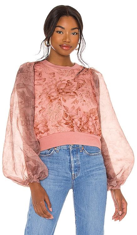 Mini Vamp Sleeve Sweater Selkie $89