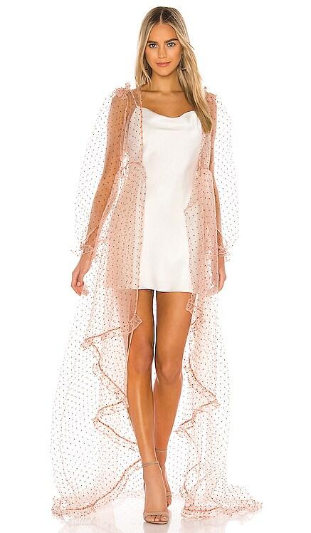 The Morningglory Kimono Dress Selkie $175