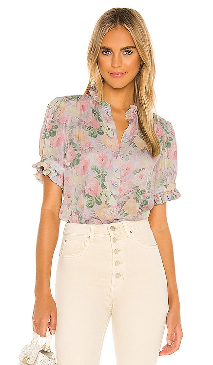 The Bistro Blouse Selkie $152 BEST SELLER