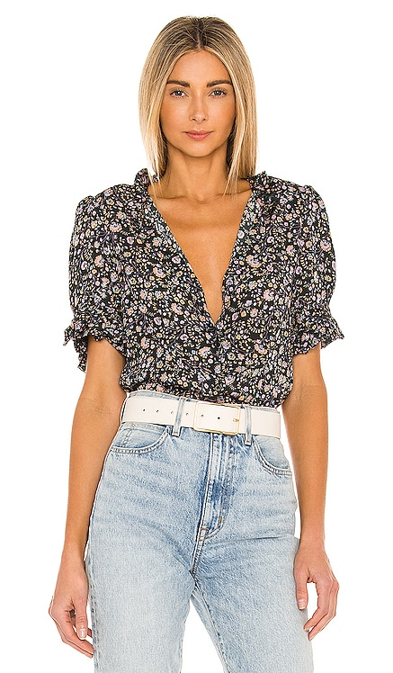 The Bistro Blouse Selkie $153 BEST SELLER
