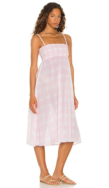 Willow Dress Solid & Striped $268 NEW