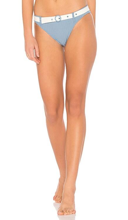 The Rachel Bikini Bottom Solid & Striped $38