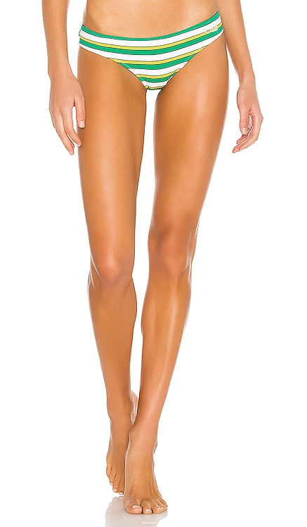 Stripe Bikini Bottom Solid & Striped $64