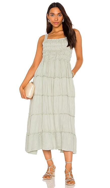 The Akima Dress Sancia $249 Sustainable