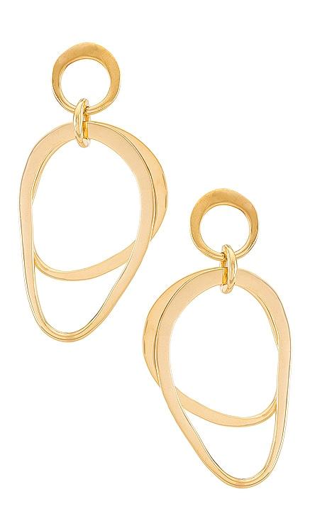 Makali Dangle Earrings SOKO $84