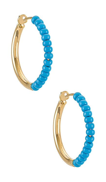 Shanga Mini Hoops SOKO $58