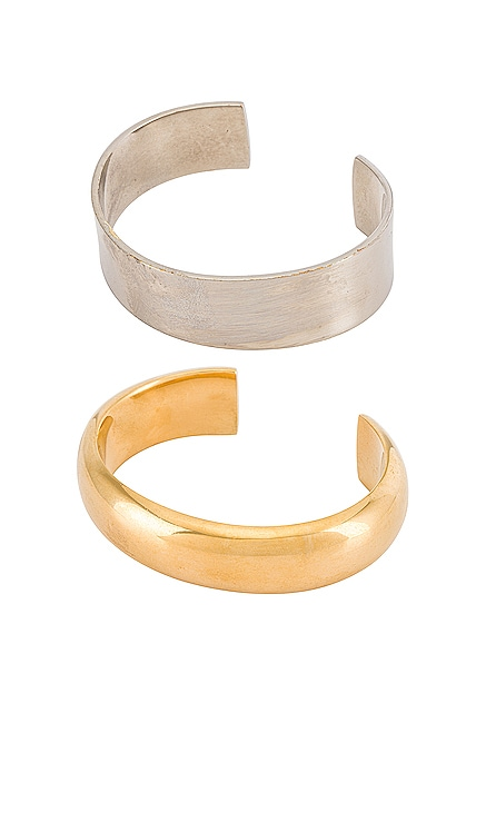 Eris Stacking Cuffs SOKO $178