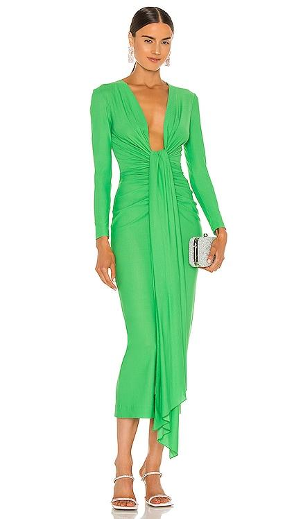 Lorena Midi Dress SOLACE London $495 BEST SELLER