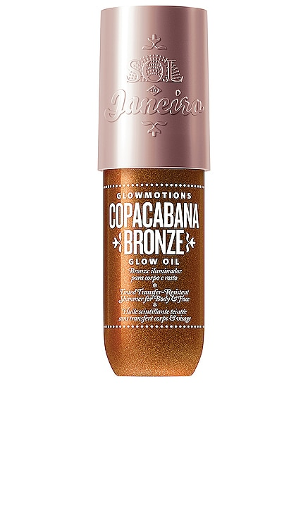 Copacabana Bronze GlowMotions Glow Oil Sol de Janeiro $35 BEST SELLER