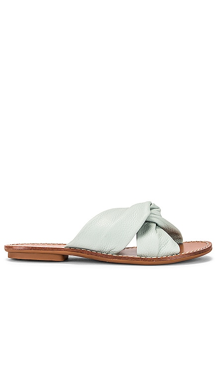 Clara Beach Slide Soludos $85