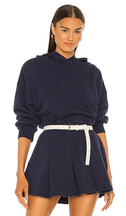 Rachel Hoodie Something Navy $125 NEW
