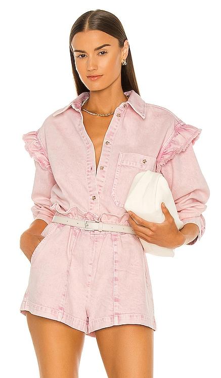 Magnolia Shirt Jacket Something Navy $165 BEST SELLER
