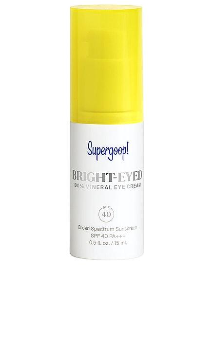 BRIGHT EYE サンスクリーンアイクリーム Supergoop! $36 ベストセラー