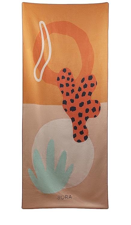 Coral Towel SORA $68 NEW