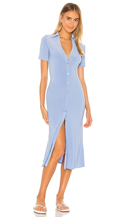 Francine Midi Dress Song of Style $148