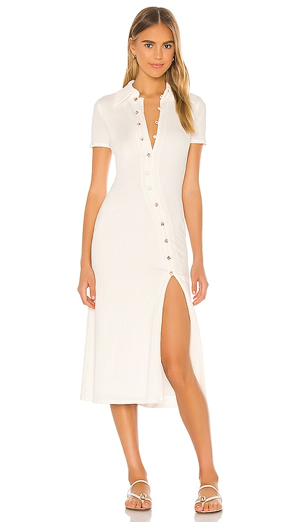Polly Midi Dress Song of Style $168 BEST SELLER