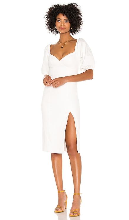 Rosalie Midi Dress Song of Style $228