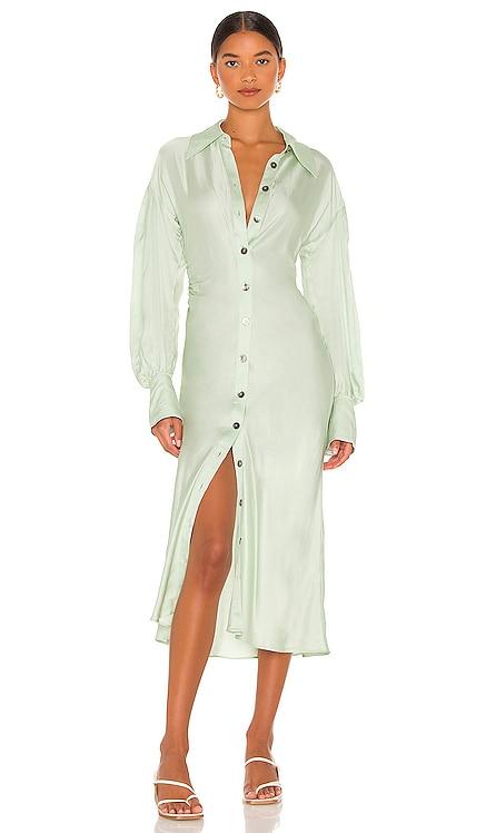Idol Midi Dress Song of Style $268