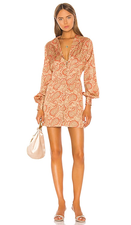 Bella Mini Dress Song of Style $137
