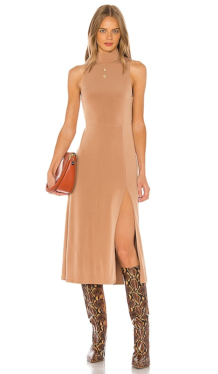 Marilyn Midi Dress Song of Style $58