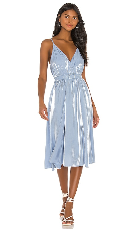 Cyrus Midi Dress Song of Style $97
