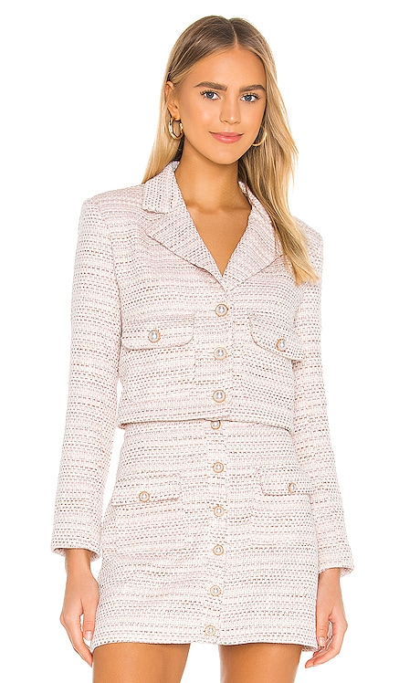 Sophia Jacket Song of Style $248