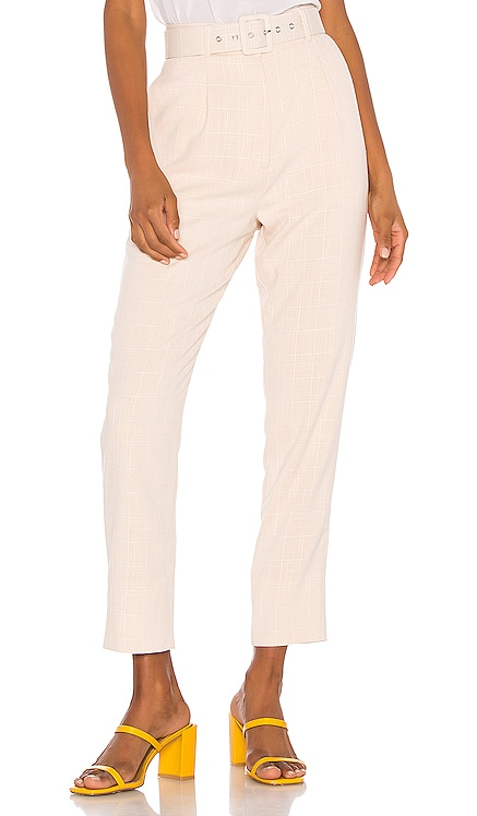 PANTALON TAILLE HAUTE LANE Song of Style $123