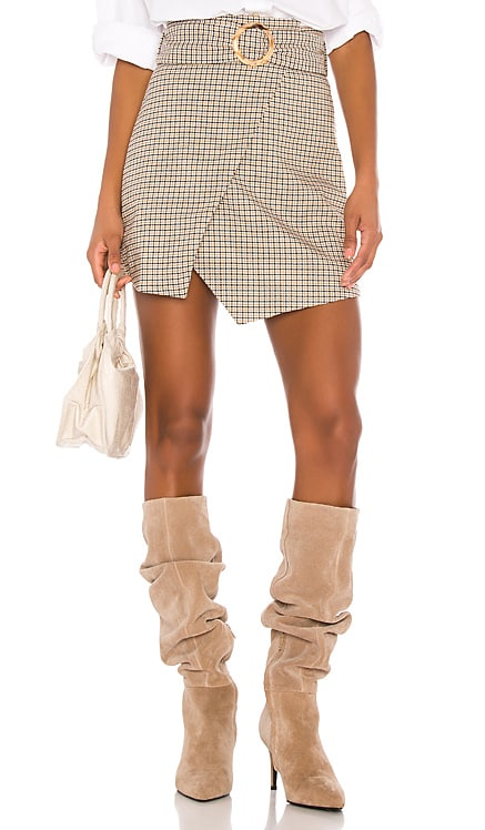 Milicent Mini Skirt Song of Style $121