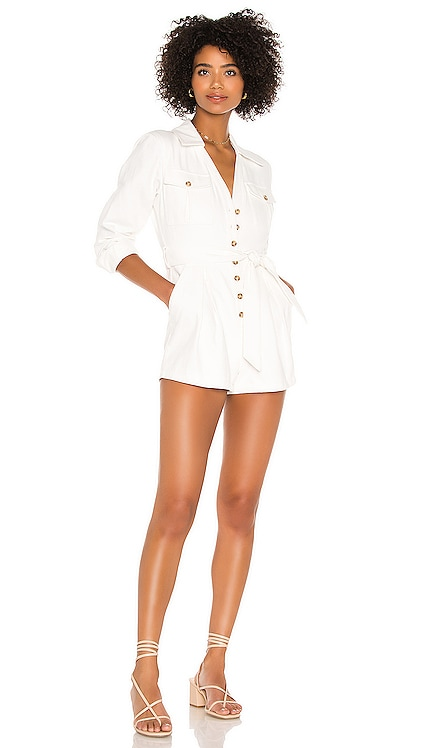 Warren Romper Song of Style $167