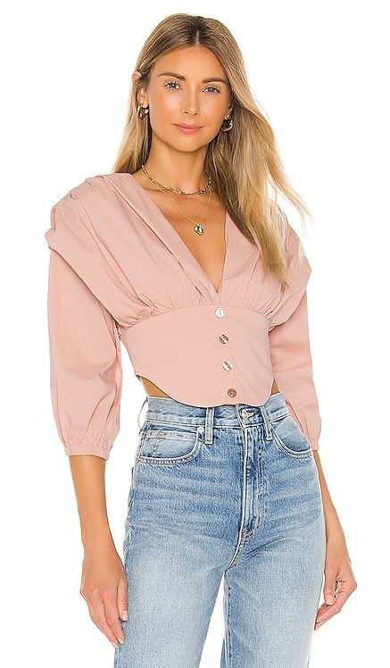 Eunice Top Song of Style $168 NEW