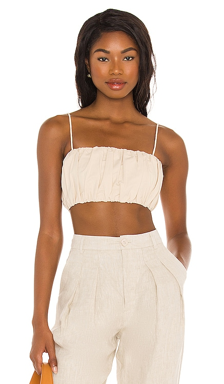 TOP CROPPED JAMES Song of Style $128