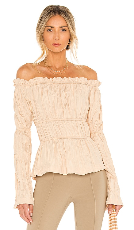 Kenna Top Song of Style $178 NEW