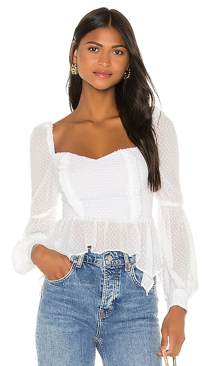 Clara Top Song of Style $158 BEST SELLER