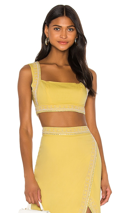 Bertha Top Song of Style $168 NEW ARRIVAL
