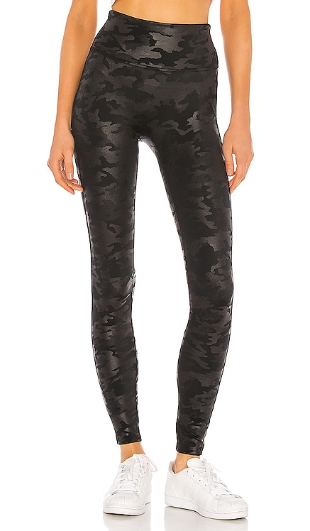 Faux Leather Camo Legging SPANX $98 BEST SELLER