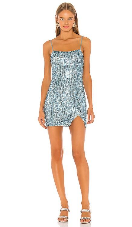 Romee Slit Mini Dress superdown $70 BEST SELLER