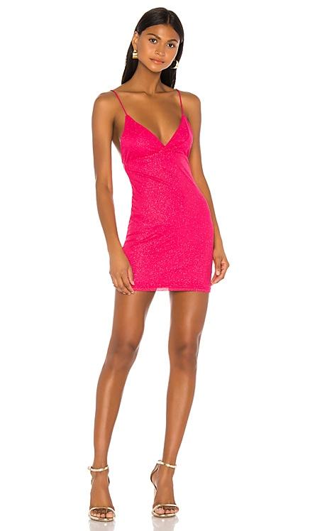 Sydney Sparkle Mini Dress superdown $66 BEST SELLER