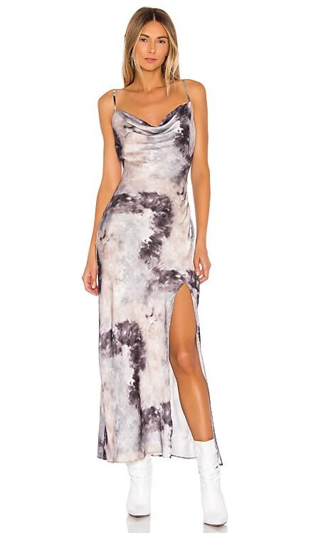 Krystal Slit Maxi Dress superdown $88