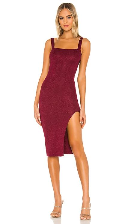 Zoe Square Neck Dress superdown $76 BEST SELLER