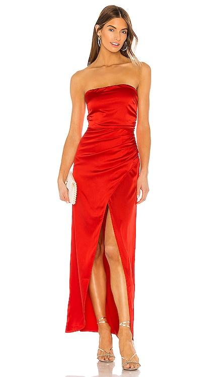 Loren Strapless Maxi Dress superdown $78