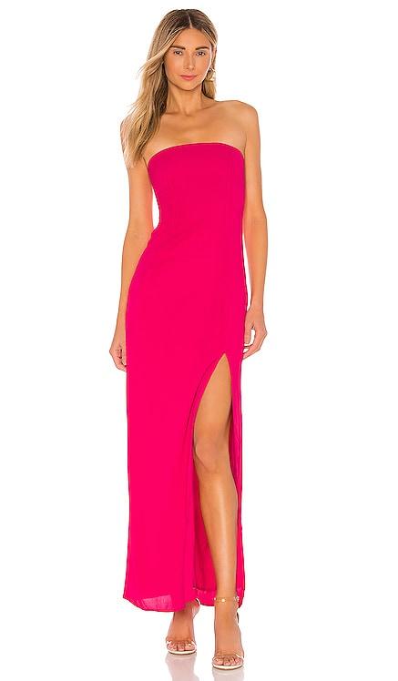 Asher Strapless Dress superdown $82