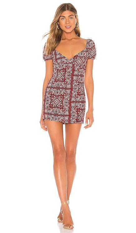 Ariel Mini Dress superdown $32