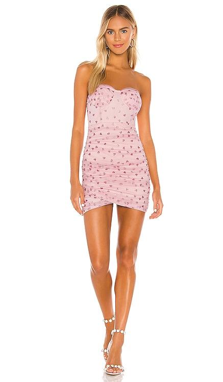 Fifi Mesh Mini Dress superdown $68 BEST SELLER