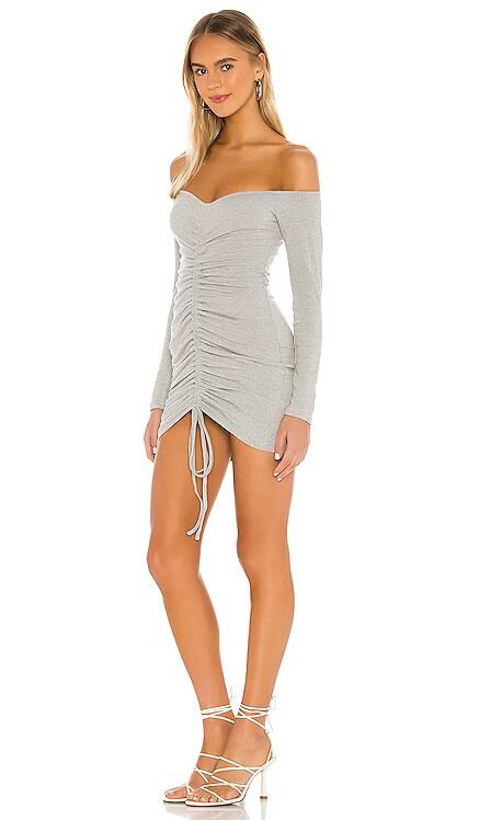 Jayda Off Shoulder Dress superdown $66