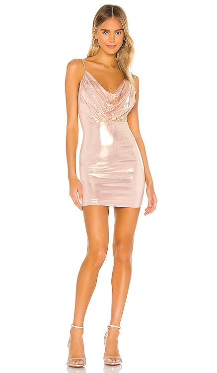 Shalisa Drape Mini Dress superdown $28 (FINAL SALE)