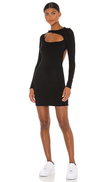 Sarah Cut Out Dress superdown $53